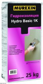 Гидроизоляция Hydro Basic 1K