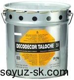 DECODECOR TALOCHE (ДЕКОДЕКОР ТАЛОЧ).Фасадные декоративные материалы.