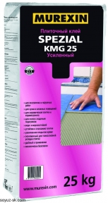Плиточный клей Spezial KMG 25 (Klebemortel Spezial KMG 25)