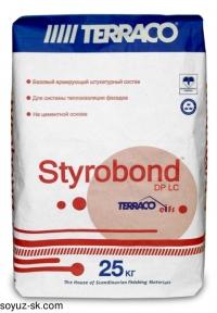 Styrobond DP LC EIFS. Базовая армирующая штукатурка универсальная.