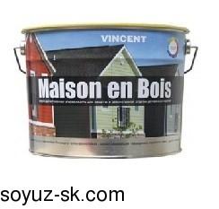 MAISON EN BOIS - краска для защиты деревянных конструкций изделий