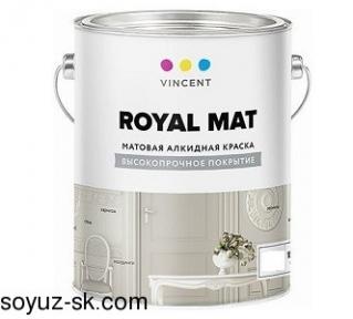 ROYAL MAT (VINCENT A-1) Интерьерная краска