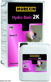 Гидроизоляция Hydro Basic 2K