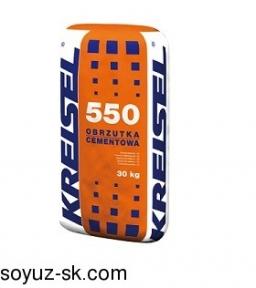 Zement-vorspritzer 550. Цементный набрызг.Kreisel.