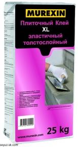 Плиточный клей XL эластичный (Летний)