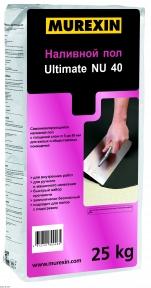 Наливной пол NU 40 (Nivelliermasse Ultimate NU 40)