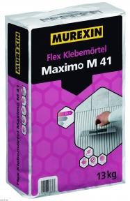 Эластичный плиточный клей MAXIMO M 41
