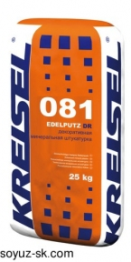 Edelputz DR 081. Декоративная минеральная штукатурка