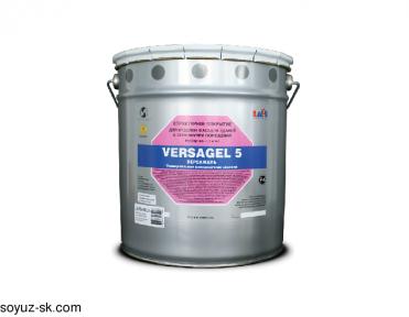 Versagel(Версажель)Толстое структурное покрытие на основе сополимерной акрилатной водной дисперсии