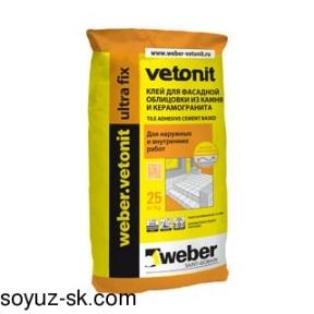Weber.vetonit ultra fix