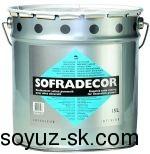 SOFRADECOR  (СОФРАДЕКОР)Декоративное покрытие для стен и потолков.